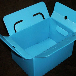 Corrugated Tote Boxes