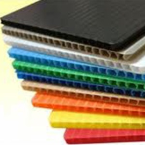 High Density Polyethylene Corrugated Plastic