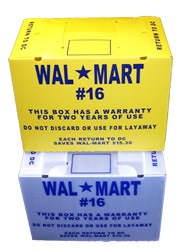 Wal-mart Product Line Breakpack Carton