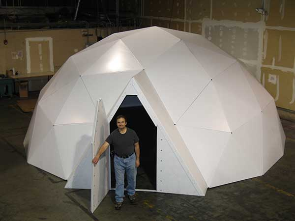 product example Geo dome