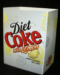 product example website picture diet coke