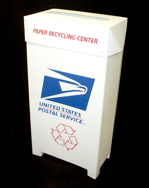product example paper recycling center