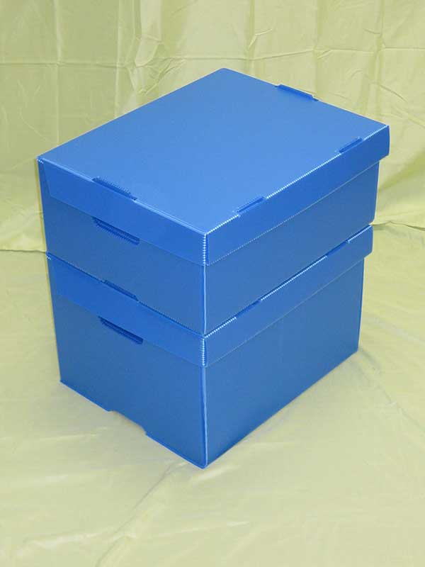 Roll Side Container with Attached Lid sample