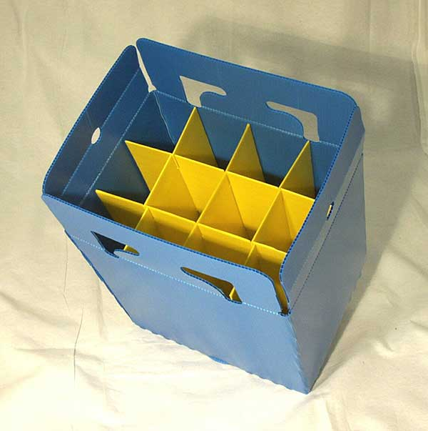 dividers used inside your tote/box