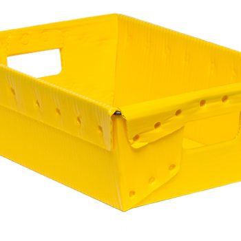 Nestable Plastic Totes