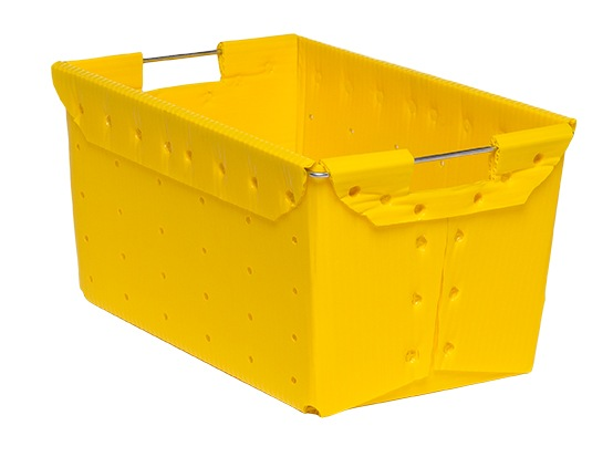 Nestable totes KP-1545-Plastic Packaging Solutions Plastics