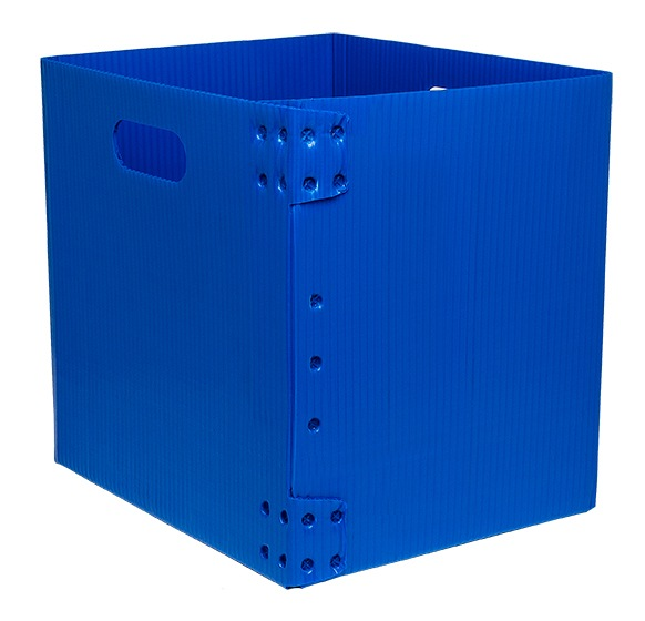 plastic corrugated box HSC and Lid