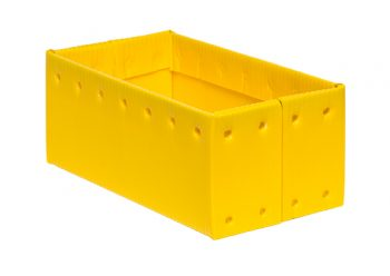 Straight Wall Totes plastic boxes