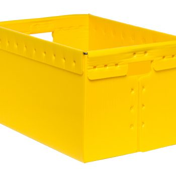 Plastic Corrugated Containers