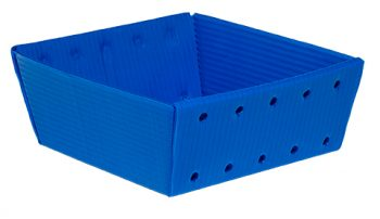 KP-5571- Nestable Welded Tray Plastic Packaging Solutions Plastics