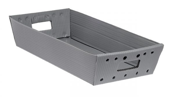 Nestable Welded Tray KP-5574-Plastic Packaging Solutions Plastics