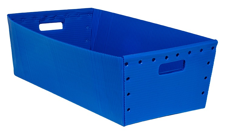 Plastic Boxes Trays Quick Ship Available Nestable Welded Tray