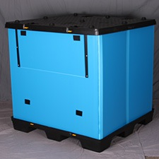 Plastic Corrugated Large Containment