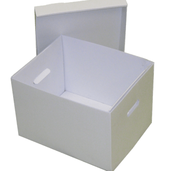 File Boxes With Lids