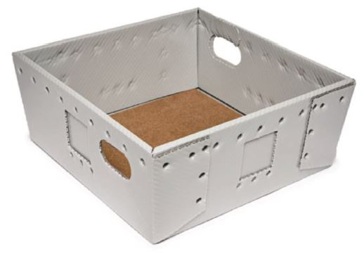 Corrugated Box for Warehouse